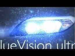 philips blue vision ultra car headlight bulbs