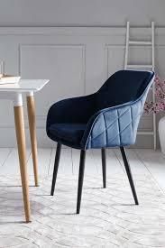 esszimmerstuhl blau samt blau günstig möbel küchen büromöbel kaufen froschkönig24