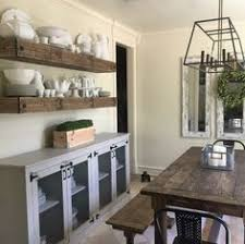 LOVE This Feed Lots Of DIY Furniture And Project Ideas Farmhouse Dining Rooms