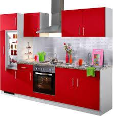 wiho küchen küchenzeile kiel mit e geräten breite 270 cm kaufen otto