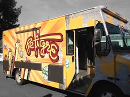Le Tigre // Catch This Food Truck. Eat The Crack Salad And