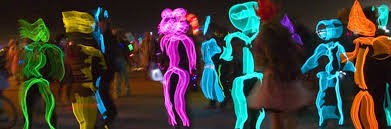 Fiber Optic Halloween Decorations by Wearable Lights U0026 Costume Lighting Halloween Lighting For Sale