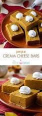 Pinterest Pumpkin Cheesecake Snickerdoodles by Best 25 Pumpkin Cream Cheese Bars Ideas On Pinterest Easy