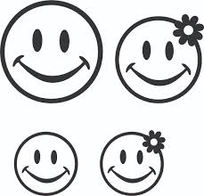 Printable Happy Face Coloring Pages 15 Cool Smiley 23607