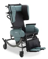 Are Geri Chairs Restraints by Synthesis Tilt Recliner V4 Products