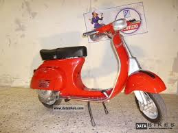 Vespa 50cc 1st Series N 1974 Scooter Photo