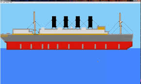Roblox Rms Olympic Sinking by Sinking Simulator