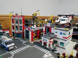 Playing With Bricks: My Custom LEGO City: A Video Update! Lego City Fire Ladder Truck 60107 Walmartcom Brigade Kids Pin Videos Images To Pinterest Cars 2 Red Disney Pixar Toy Review Howto Build City Station 60004 Review Boxtoyco Moc 60050 Train Reviews Lego Police Buy Online In South Africa Takealotcom Undcover Wii U Games Nintendo Playing With Bricks My Custom A Video Update 60002 Amazoncouk Toys Airport Remake Legocom