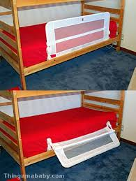 a tale of four beds and a bed rail thingamababy
