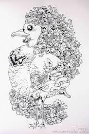 Doodle Invasion Coloring Book Kerbyrosanes