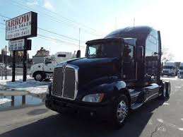 100 Rush Truck Center Oklahoma City KENWORTH T660 Sleeper S For Sale Lease New Used Total