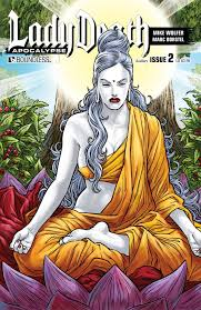 Early Preview The Lady Death Apocalypse 2 Covers Revealed
