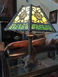 Tiffany Style Lamps Vintage by 9 Best Tiffany Lamps Images On Pinterest Tiffany Lamps Antique