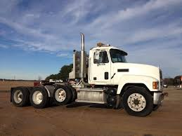 100 Used Mack Truck For Sale 2003 CH613 Tri Axle Day Cab E7 427HP Manual