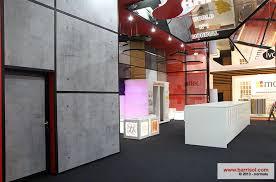 barrisol ceiling rating concrete effect details