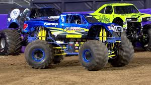 Obsessed Freestyle San Diego - Monster Jam 2016 - YouTube