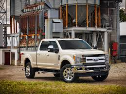 America's Work Truck Reinvented: All-New Ford Super Duty Is Toughest ...