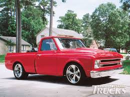 1968 Chevy Shortbed - Custom Classic Trucks - Hot Rod Network