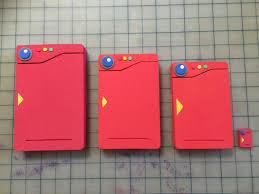 Foam Pokemon GO Pokedex Phone Case