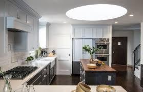 Light Blue Subway Tile by Mission Tile West For A Craftsman Kitchen With A Subway Tile
