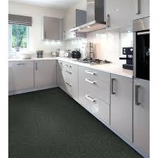 Vinyl Flooring Kitchen Roll White