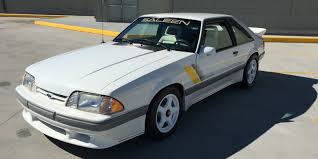 100 Saleen Truck For Sale 1989 SSC Mustang On EBay D Authority