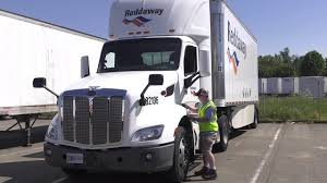 100 Reddaway Trucking Joe Perez CDL Driver YouTube