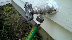 Garden Hose Faucet Extender by A Temporary Fix For Our Leaky Garden Hose U2013 Orbited By Nine Dark Moons
