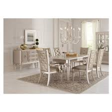 dynasty 5 piece formal dining set el dorado furniture