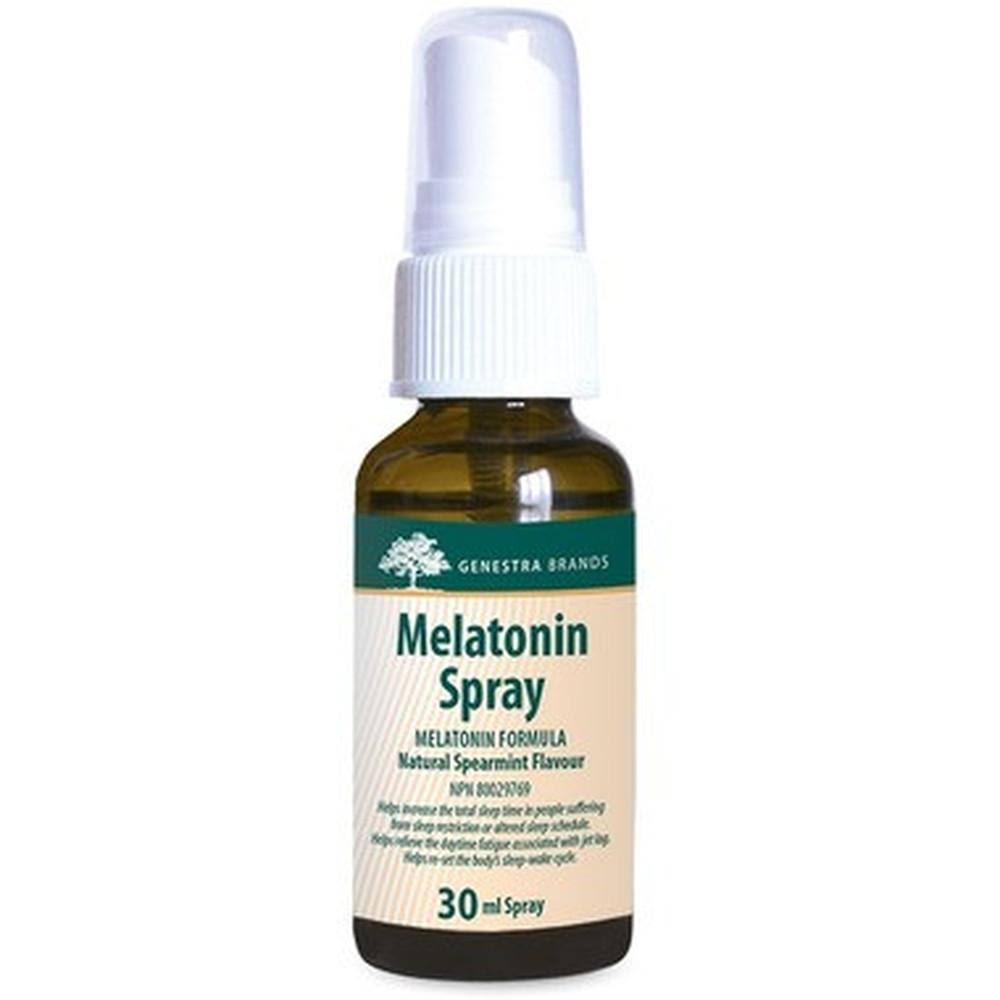 Genestra MelatoninSpray 1oz