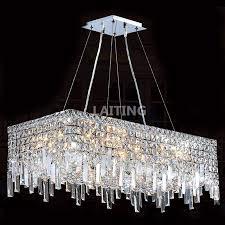 moderne design rechteckigen kronleuchter esszimmer beleuchtung platz kristall kronleuchter led lt 71064 buy moderne design kronleuchter rechteckigen