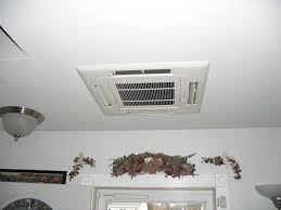 Mini Split Ceiling Cassette Air Conditioner by Ducted Vs Split Air Conditioning Buckeyebride Com