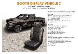 Katzkin To Show Off Bespoke Leather Interiors And Project Cars At ... Unique Realtree Window Decals For Trucks Northstarpilatescom Xtra Camo Antler Decal Truck Windows Max5 Seat Covers B2b All Racing And You Pick Size Color Camouflage Lips Sticker Decal Car Wraps Leaf Camo Vinyl Film Utv Archives Powersportswrapscom Logos Snow Toyota Logo Bed Band Max 5 Kits Vehicle Wake Graphics Altree Team Back Nas Guns Ammo