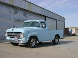 100 1957 Ford Truck For Sale F100 Short Bed Pickups Panels Vans Modified
