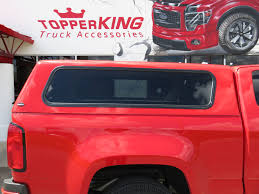 100 Truck Accessories Colorado Springs 2016 Red Chevy Ranch Echo TopperKING TopperKING