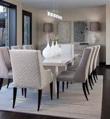 An All Gray Dining Room Is Neither Frigidly Modern Nor As Warm A True Neutral