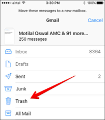 How to Delete All Emails at ce in iOS 9 Mail App on iPhone and iPad