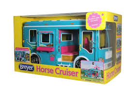 Breyer Horses Horse Cruiser Truck, RV Trailer Camper 1:12 Classic ... Breyer Traditional Horse Trailer Horse Tack Pinterest Identify Your Arabian Endurance Small Truck Stablemates 5349 Accessory Cruiser Cluding Stable Gooseneck Ucktrailer Jump Loading Up Mini Whinnies Horses In Car Animal Rescue The Play Room Amazoncom Classic Vehicle Blue Toys Games Toy With Reeves Intl 132 Scale No5356 Swaseys 5352 And Model By