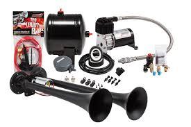 100 Air Horn Kits For Trucks Kleinn S HK21 Pro Blaster Dual Kit 819147010137 EBay