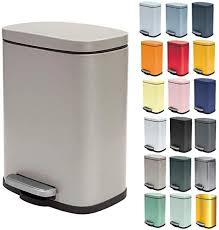 top 5 badeimer eckig trash can trash can small