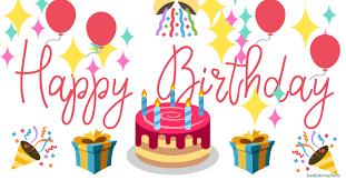 happy birthday party