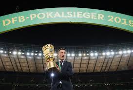 100 Michael Kovac Architect Bayern Munich DFB Pokal Triumph Ends Niko Debate
