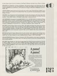 The Tin Shed Furniture Mattress Highland Il by Ann Arbor Civic Theatre Program Brigadoon April 18 1990 Ann