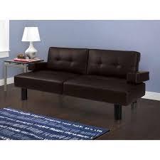 Serta Dream Convertible Sofa by Bonded Leather Futon Roselawnlutheran