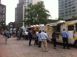NYC Uses Food Trucks To Bring Summer Meals To Kids | WFUV