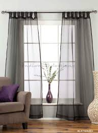 Amazon Curtains Living Room by Black Sheer Curtains Spotlight Curtainstab Top Voile Curtains Tab