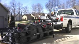 100 Truck Bed Motorcycle Lift AmeriDeck Hydraulic Loading Towing System