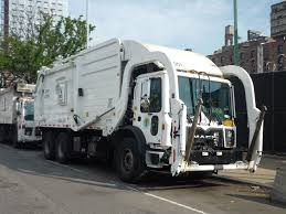 100 Sanitation Truck The Cost Of Exporting Trash In NYC Is Expected To Soar 6sqft