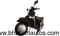LML Launched 150cc Select Four Stroke Scooter