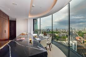 100 Penthouse In London The Corniche Albert Embankment Martyn White Designs